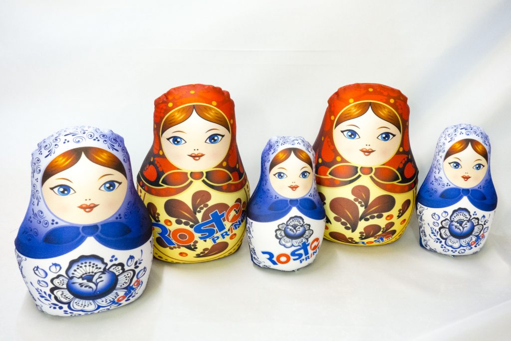 Сувенирные релакс-игрушки