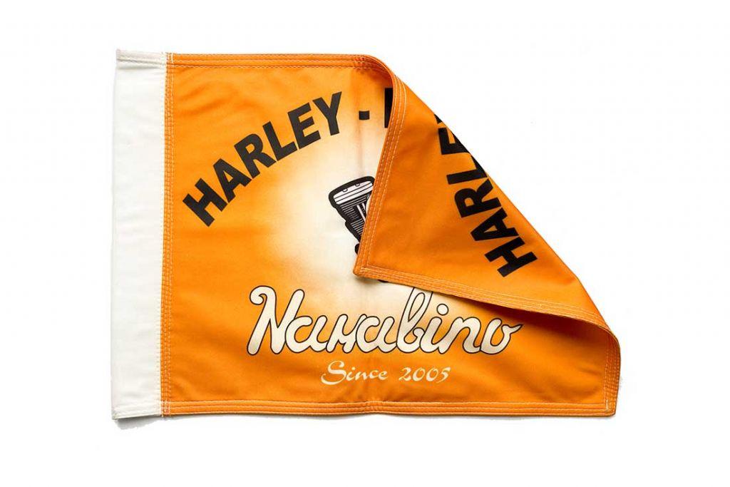 Флаг Harley Davidson