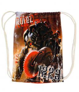 Рюкзак-мешок габардин