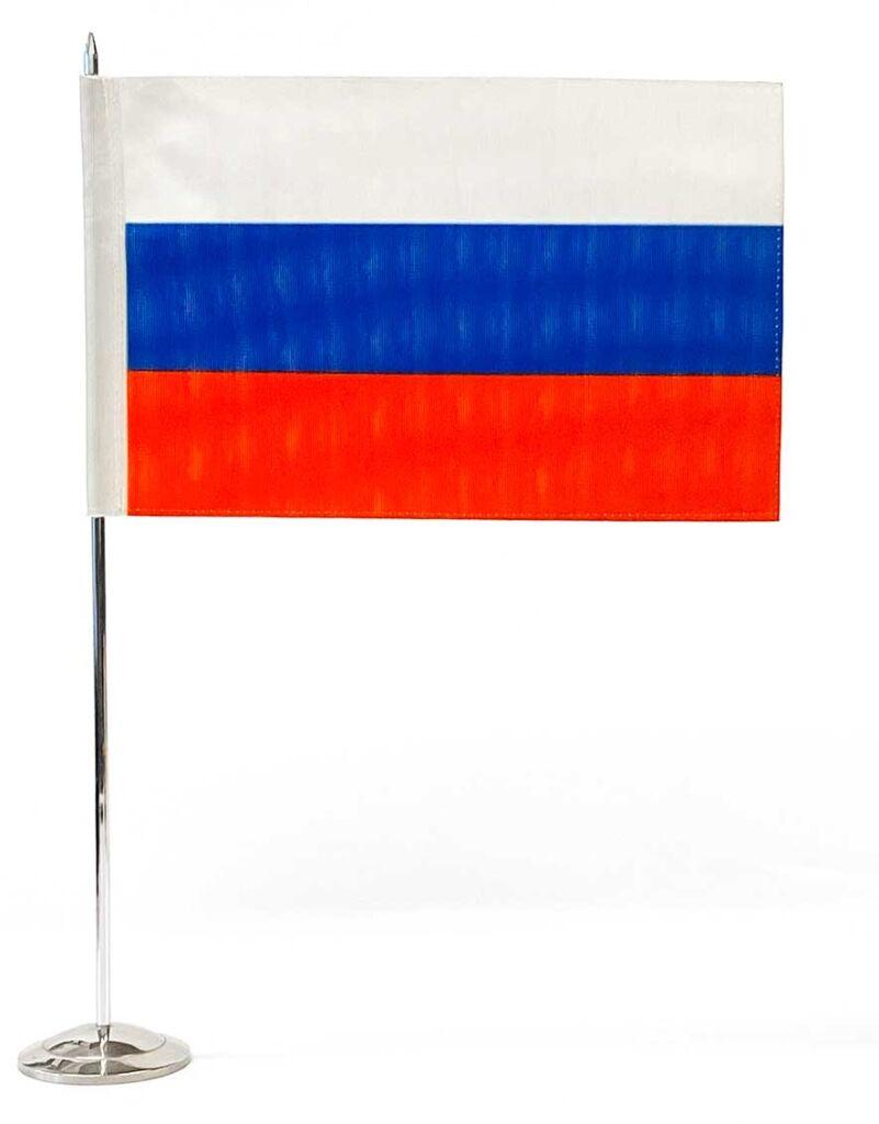 Флажок РФ плотный